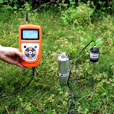 土壤水分温度盐分测定仪 TZS-ECW-G
